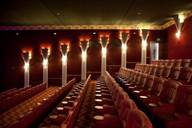 Miramar Roxy Cinema Renovation Architecture Now