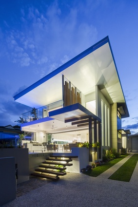 O'Shea House by Julianne McAlloon Architects.