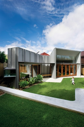 Smith Residence (NSW) by David Boyle Architect.