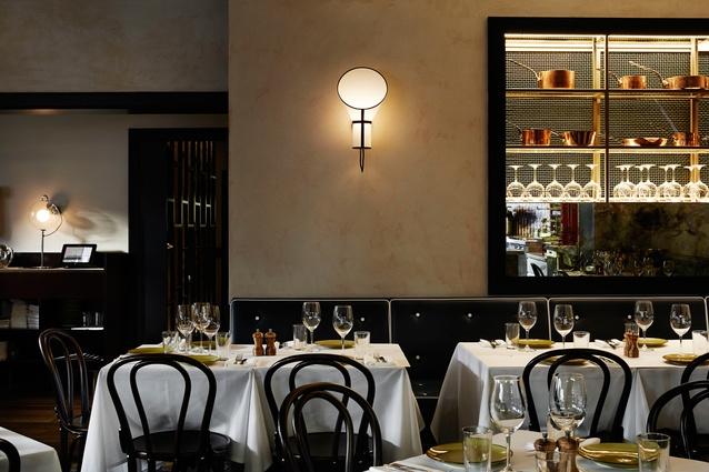 L'Hotel Gitan by SJB Interiors (Melbourne).