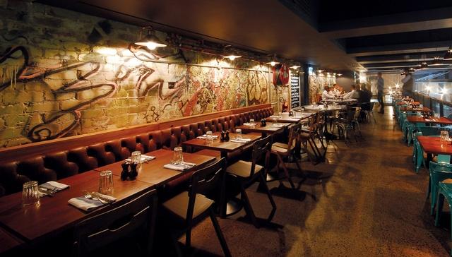 Jamies Italian Restaurant ArchitectureAU