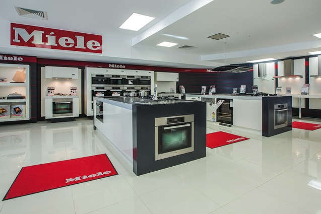 Kitchen Headquarters (KHQ) retail showroom in Osborne Park, Perth.