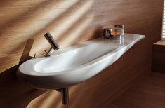Alessi bathroom products by Stefano Giovannoni now available from Bathe