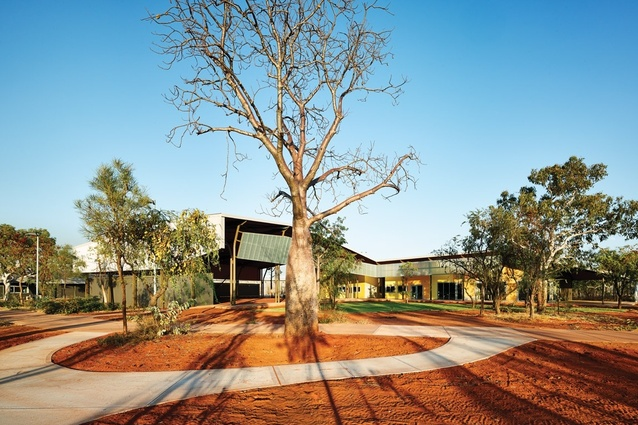 Public Architecture Award: West Kimberley Regional Prison by TAG Architects and Iredale Pedersen Hook Architects in association.