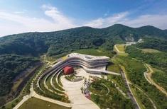 Terra antiqua: Angus Bruce on the Nanjing Tangshan Geopark Museum landscape