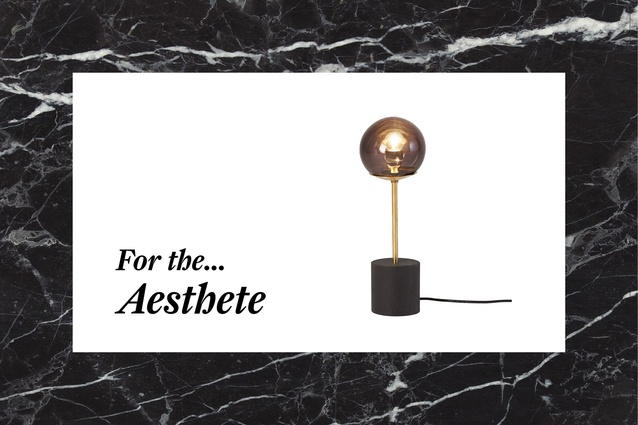 For the Aesthete