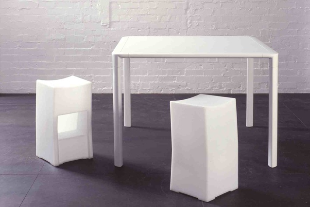 Connected Table by 2006 winner Ross Didier.