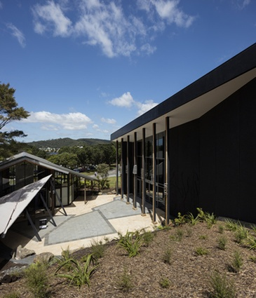 Coffey Education and Arts Property Award (Merit) – Te Kongahu - National Museum of Waitangi.