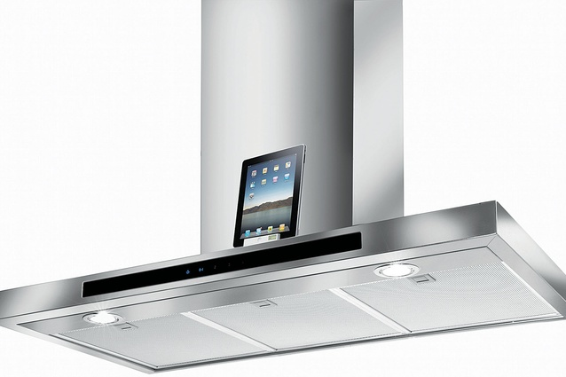 I-hood rangehood from Ilve.