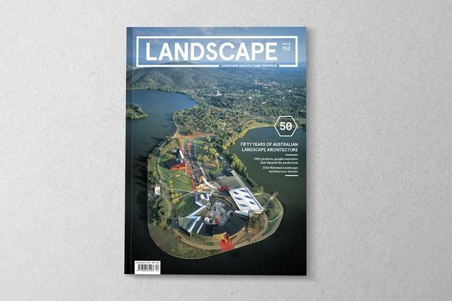 <i>Landscape Architecture Australia</i> issue 152, November 2016.