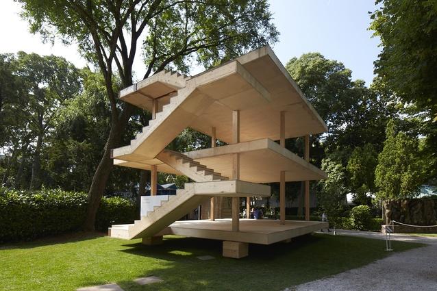 Fundamentals in venice architectureau for Association maison