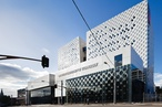 Swinburne University Advanced Technologies Centre by H2o Architects