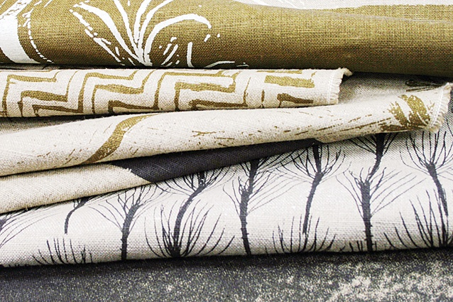 The Natural collection was inspired by the landscape of the Blue Mountains.