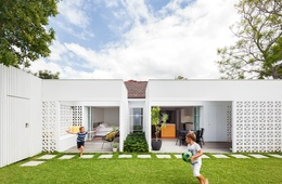 California dreamin': Breeze Block House