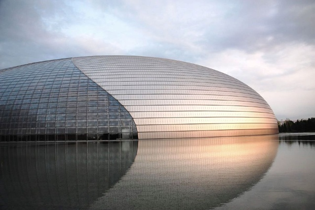 China looks to ban bizarre architecture architecture now for National centre for the performing arts architecture