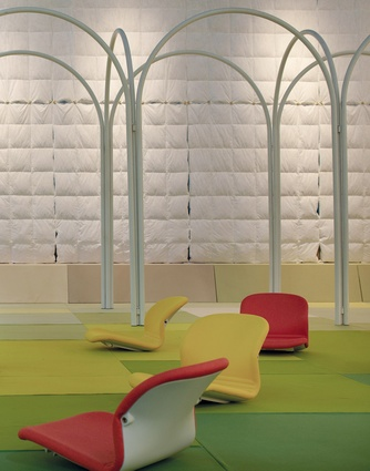 The Happy Place by Design Office was created using doonas.