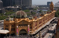 Flinders St Station design competition adviser appointed