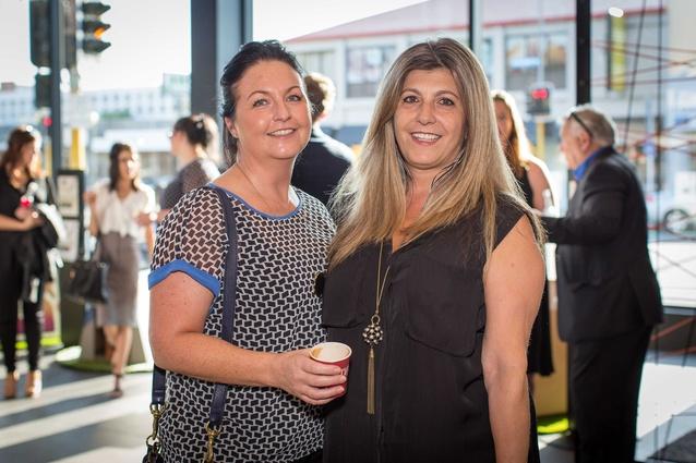 Joanna Hoeft and Valeria Carbonaro of Studio Italia.