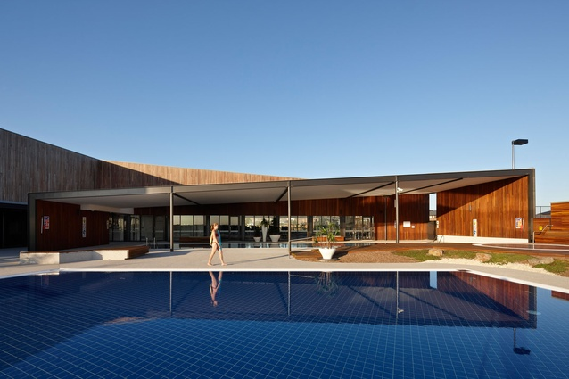 Saltwater Coast Lifestyle Centre by NH Architecture.