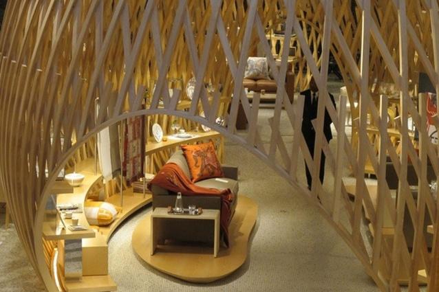 david trubridge lamp inspires herm s architecture now. Black Bedroom Furniture Sets. Home Design Ideas