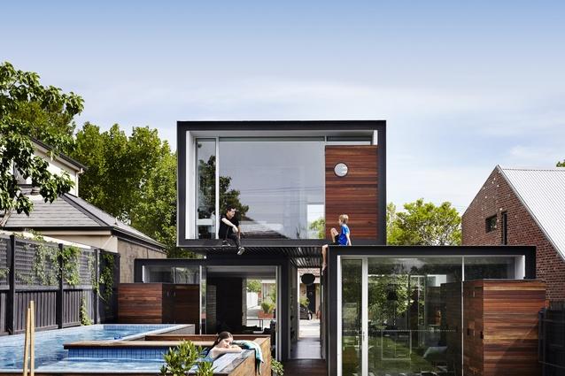 THAT House by Austin Maynard Architects.