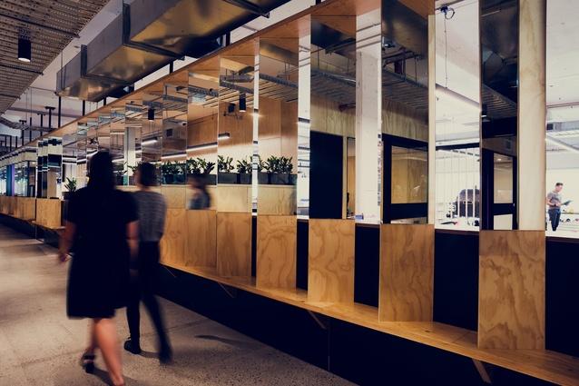 ACMI X by Six Degrees Architects.