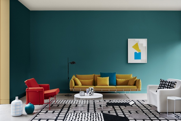 Chroma is filled with bold schemes that create an accessible and contemporary look to stimulate and excite.