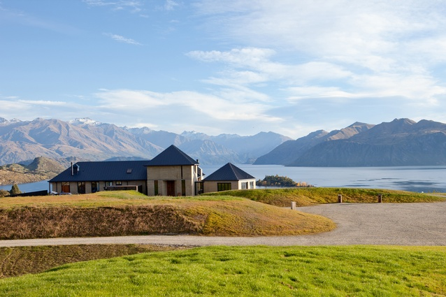 Rippon Winery, Wanaka by Rafe Maclean, 2011.