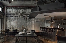 2014 Eat Drink Design Awards shortlist: Best Restaurant Design