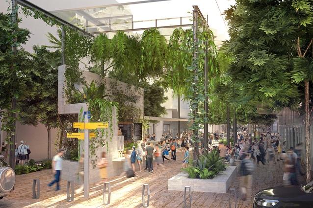 2016 queensland landscape architecture awards architectureau for Landscape architect brisbane