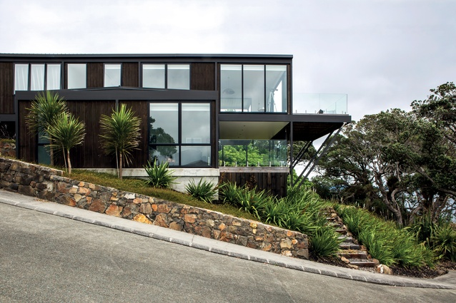 Langs Beach House, Langs Beach by Box Living.