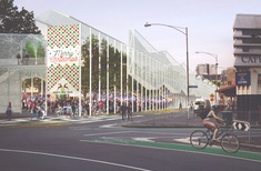 Breathe to design new market pavilion for Queen Vic Market