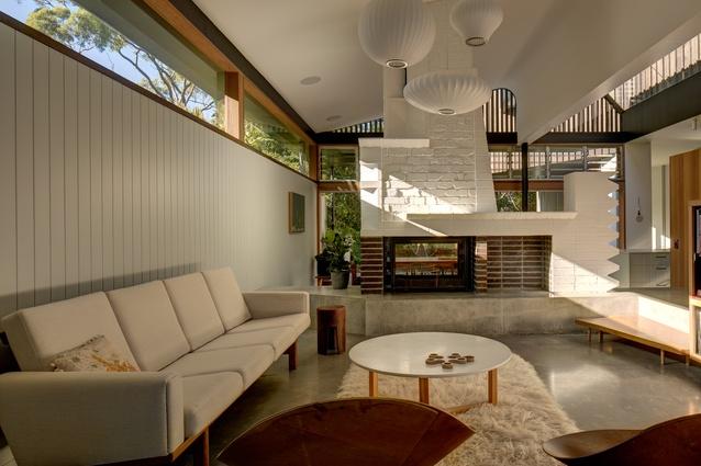 Riverview House by David Boyle Architect.