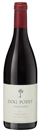 Dog Point Vineyard Pinot Noir.