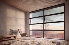 Stegbar's new window range marries a strong profile with functionality