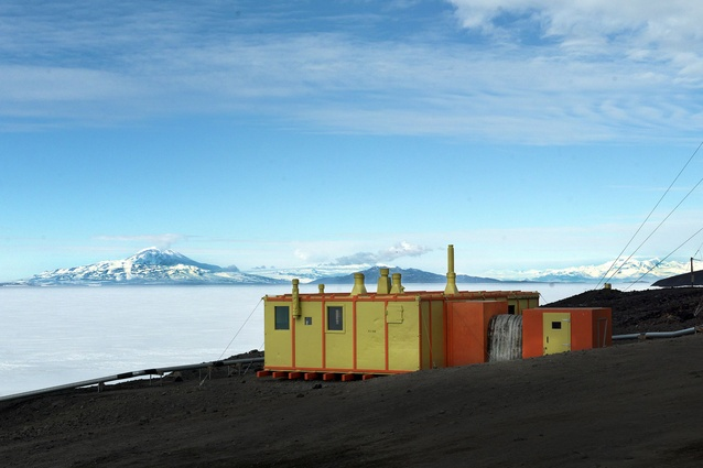 Antarctic Heritage Trust - Hilary's Hut by the Antarctic Heritage Trust.