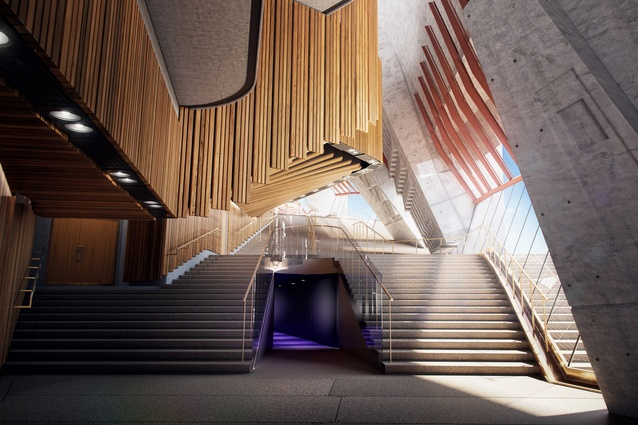 The sydney opera house upgrade deserves a single guiding for Interior design agency sydney