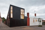 Zen and the art of suburban infill: Engawa House