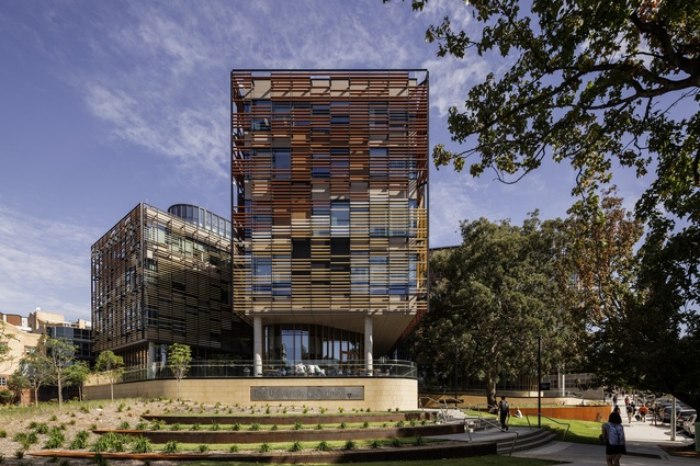 The University of Sydney Business School by Woods Bagot and Kann Finch.