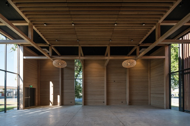 Public Architecture winner: St Johns Church, Hamilton East by MOAA Architects.