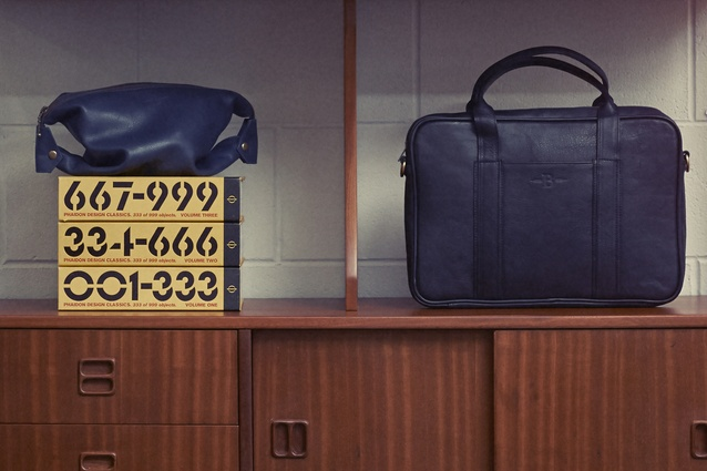 Enter the draw to win the Gable bag by The Brothers, valued at $395.