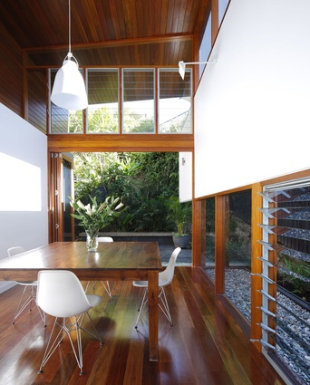 Mountford Road House by Shaun Lockyer Architects.