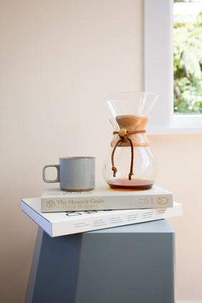 "Hasami mug: ""I love the form of their modular dinnerware and mug sets."""
