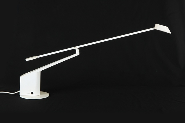 "iGuzzini Ala Lamp | $650 from  <a  href=""http://www.mrbigglesworthy.co.nz/store/2578/iguzzini-ala-lamp-by-rodolfo-bonetto"" target=""_blank""><u>mrbigglesworthy.co.nz</u></a>"