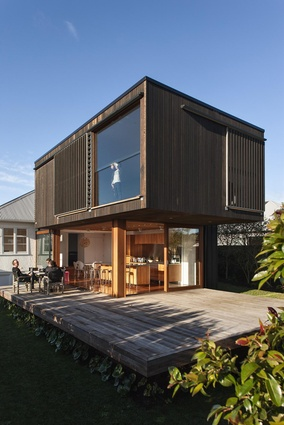 Housing Alts & Adds Award: Westmere Alteration by Crosson Clarke