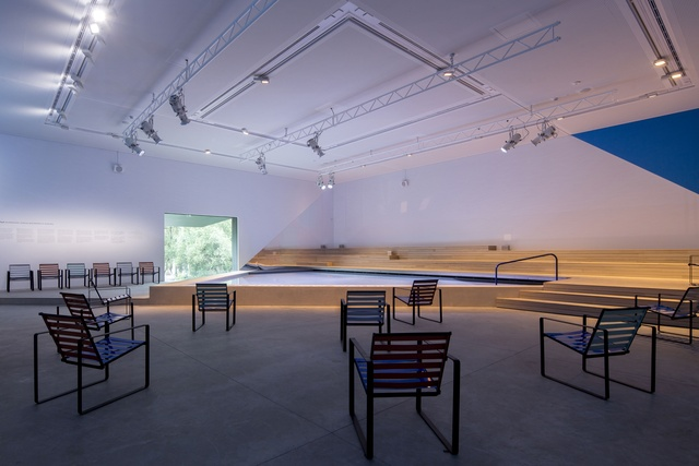 Water born: The Pool opens in Venice