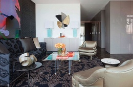 2011 Australian Interior Design Awards shortlist – Colour in Residential Design category