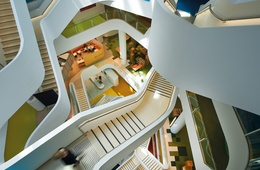 Freedom at work: Medibank Place