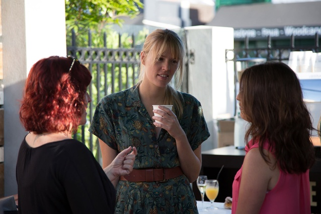 Waterfront Auckland's Marieke Numan talks to Frith Walker and Jess Curnow.