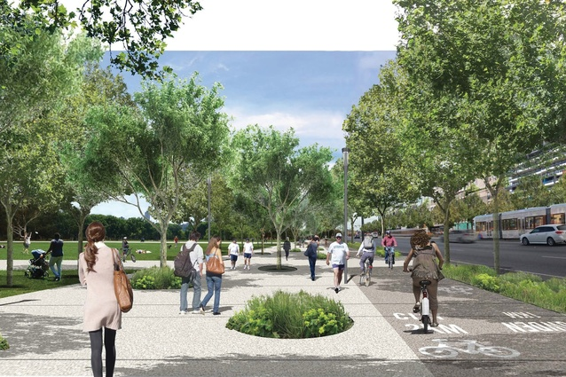 Uia sustainable futures responsible architecture project for Oxigen adelaide